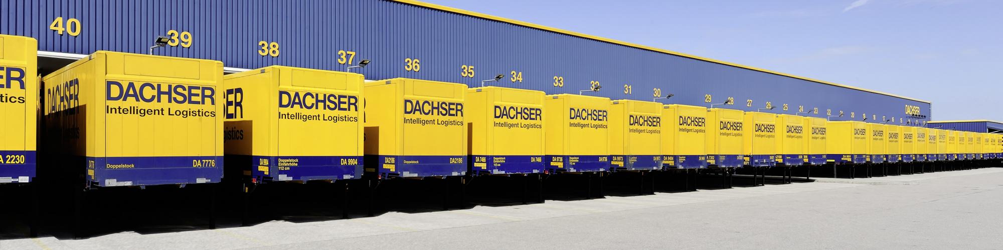 DACHSER SE - Logistikzentrum Augsburg
