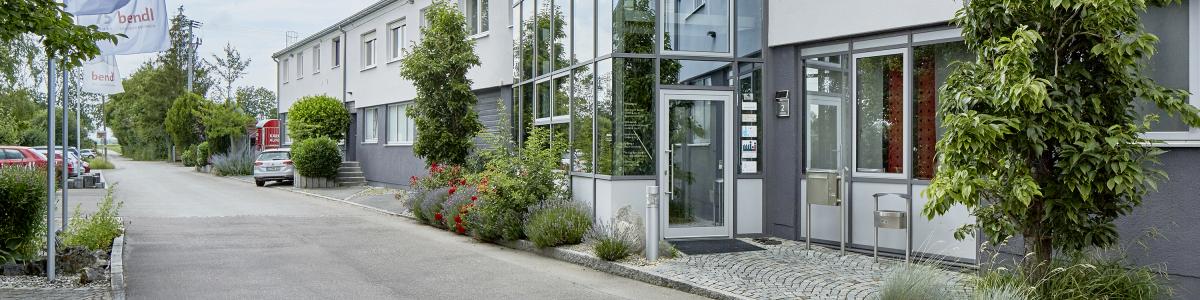 Dipl-Ing. H. Bendl GmbH & Co. KG Bauunternehmen cover