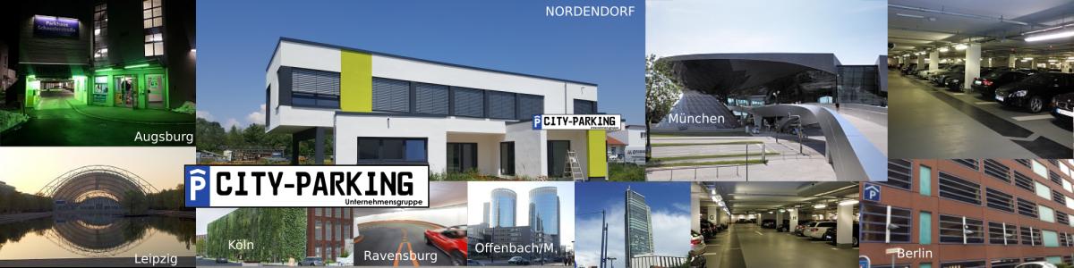 city-parking Deutschland GmbH & Co. KG cover