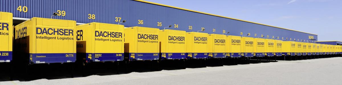 DACHSER SE - Logistikzentrum Augsburg cover