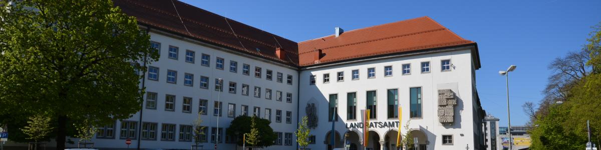 Landratsamt Augsburg  cover