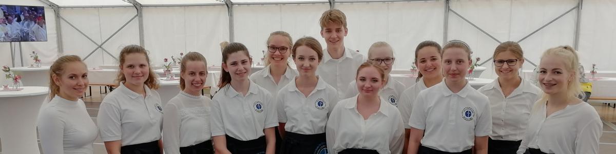 Berufsfachschule für Ernährung und Versorgung Maria Stern Augsburg cover